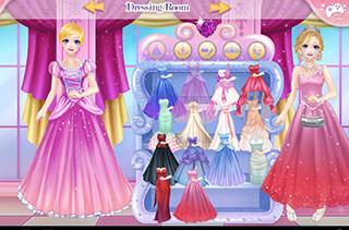 Princess Prom: Photoshoot скриншот 3