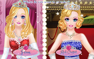 Princess Prom: Photoshoot скриншот 4