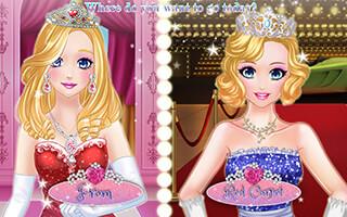 Princess Prom: Photoshoot скриншот 4