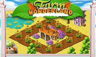 Farm Wonderland скриншот 1