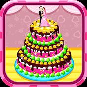 Cooking Wedding Cake иконка