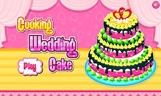 Cooking Wedding Cake скриншот 1
