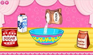 Cooking Wedding Cake скриншот 3