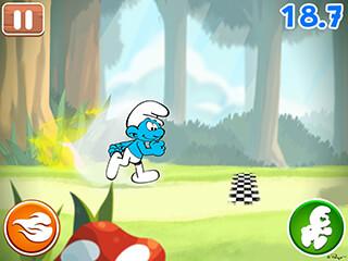 The Smurf Games скриншот 2