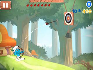 The Smurf Games скриншот 3