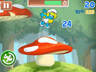 The Smurf Games скриншот 4