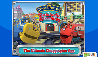 Chuggington: Kids Train Game скриншот 1