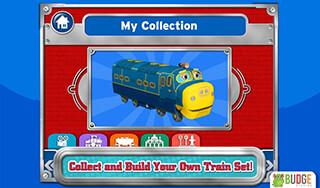Chuggington: Kids Train Game скриншот 2