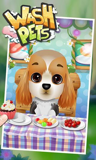 Wash Pets: Kids Games скриншот 4