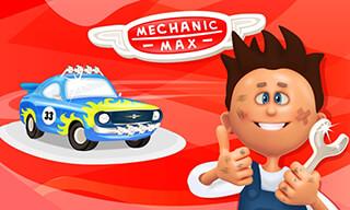 Mechanic Max: Kids Game скриншот 1