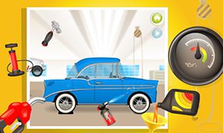 Mechanic Max: Kids Game скриншот 3