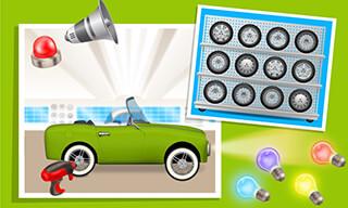 Mechanic Max: Kids Game скриншот 4