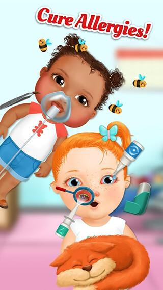Sweet Baby Girl: Hospital 2 скриншот 2
