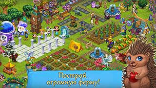 Fairy Farm скриншот 3