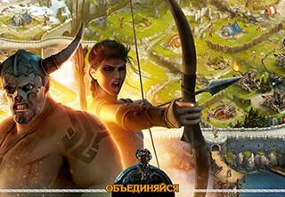 Vikings: War of Clans скриншот 3