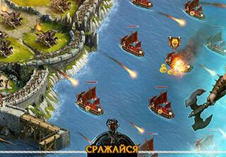 Vikings: War of Clans скриншот 4