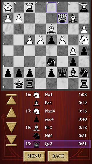 Chess Free скриншот 2