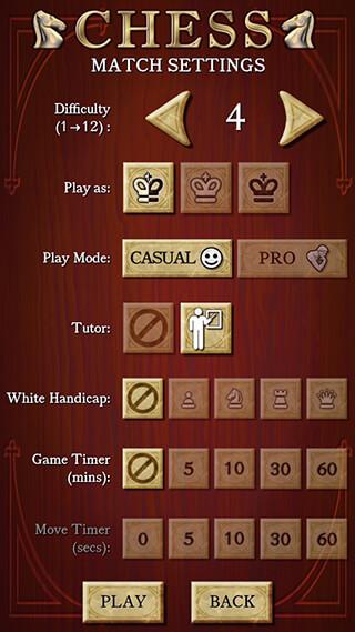 Chess Free скриншот 4