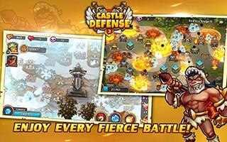 Castle Defense 2 скриншот 1