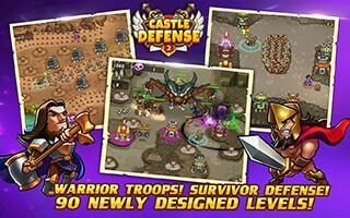 Castle Defense 2 скриншот 2