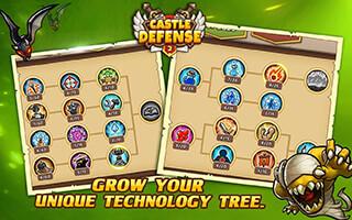 Castle Defense 2 скриншот 3