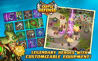Castle Defense 2 скриншот 4