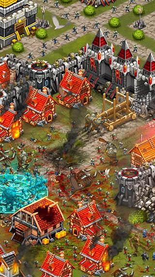 Throne Rush скриншот 1