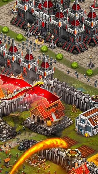 Throne Rush скриншот 2
