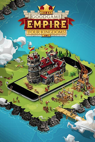 Empire: Four Kingdoms скриншот 1