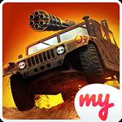 Iron Desert: Fire Storm иконка