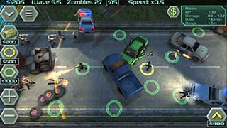 Zombie Defense скриншот 2