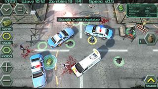 Zombie Defense скриншот 3
