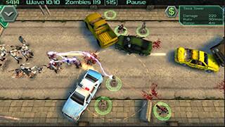 Zombie Defense скриншот 4