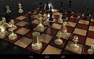 3D Chess Game скриншот 2