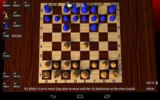 3D Chess Game скриншот 4