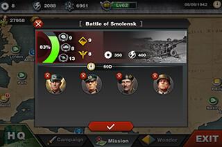 World Conqueror 3 скриншот 2