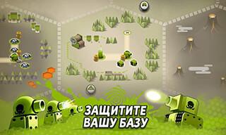 Tactile Wars скриншот 3