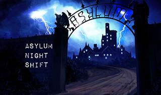 Asylum: Night Shift FREE скриншот 1