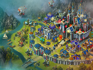 Citadels скриншот 1