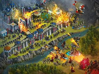 Citadels скриншот 3