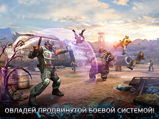 Evolution: Battle for Utopia скриншот 3