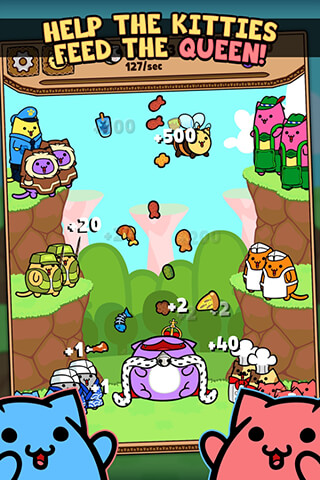 Kitty Cat Clicker: The Game скриншот 1