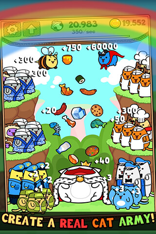 Kitty Cat Clicker: The Game скриншот 3