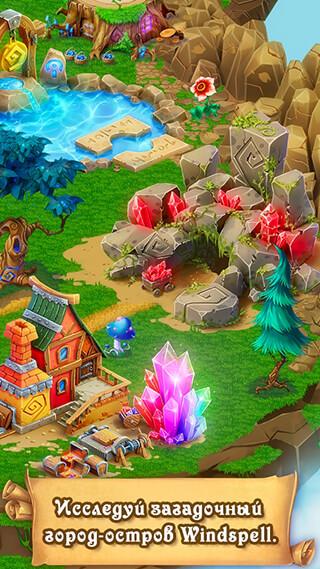 Tales of Windspell скриншот 1