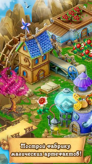 Tales of Windspell скриншот 2