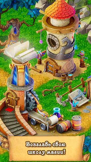 Tales of Windspell скриншот 3