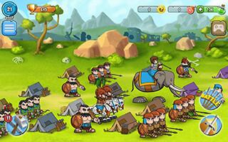 Spartania: The Spartan War скриншот 3