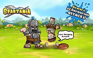 Spartania: The Spartan War скриншот 4