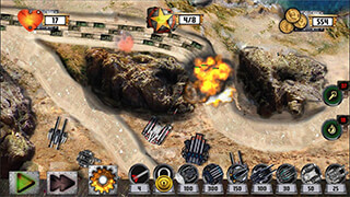 Tower Defense: Tank War скриншот 3