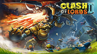 Clash of Lords 2 скриншот 1